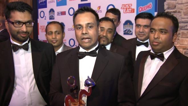 Top Restaurants Go Head-to-Head at the Curry Oscars