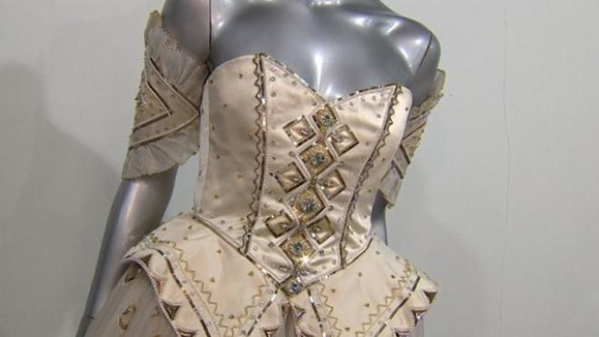 Princess Diana Fairytale Dress Up For Auction