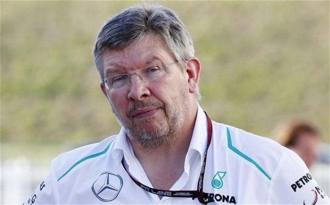 Mercedes F1 Ross Brawn Steps Down And Will Leave Team