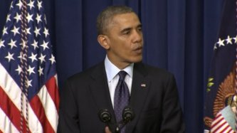 Obama Vows To Keep Fighting For Eradication of AIDS