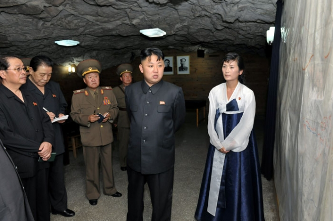 Kim Jong-un's Uncle Removed From Top Military Post
