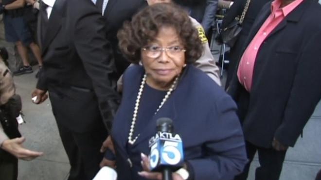 Katherine Jackson Seeks New Trial