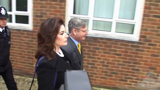 Nigella Lawson Tells Court She Used Cocaine