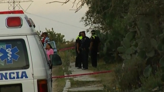 Mexico Finds Stolen Radioactive Material