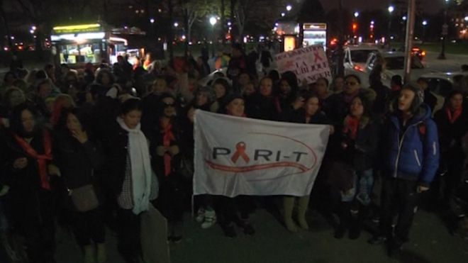 Sex Workers in Paris Angry at Prostitution Law Reform