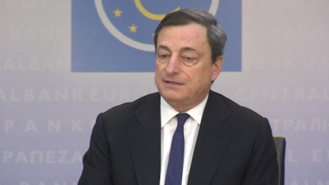 ECB Sees Prolonged Lack Of Inflation