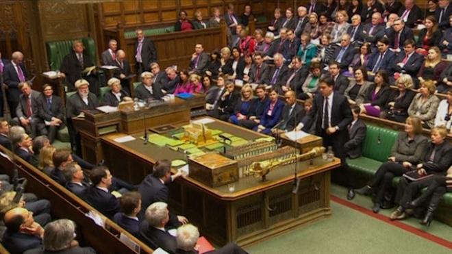 British Parliamentarians Honour Mandela