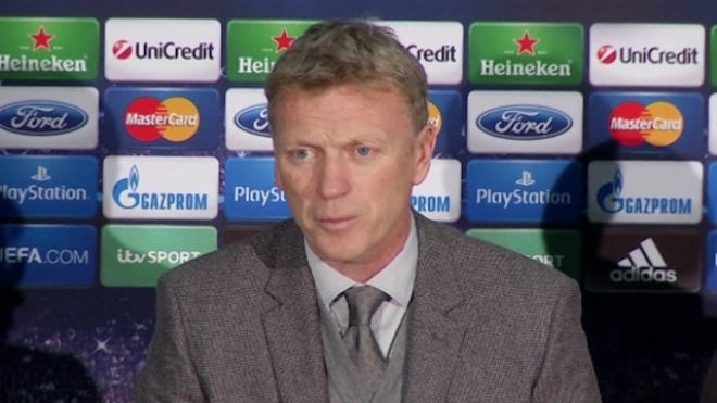 Moyes: I am Responsible For Poor Results