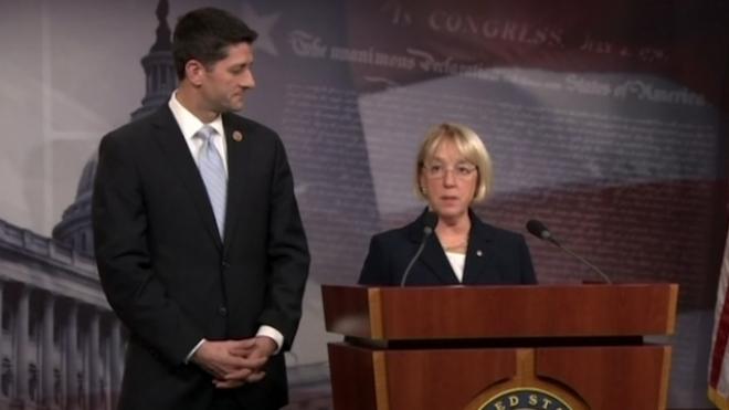 Budget Negotiators In Congress Reach An Agreement