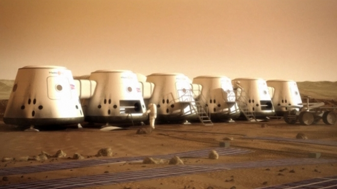 Mars One Contracts With Lockheed Martin For Mission