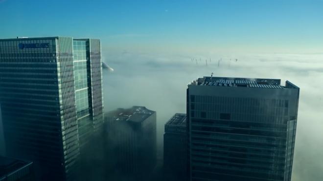 Fog Causes Heathrow and City Flight Cancellations