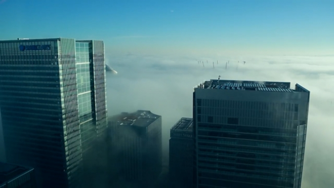 Fog Causes Heathrow and City Flight Cancellations