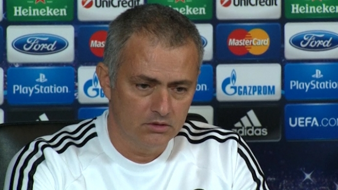 Mourinho: Chelsea Will Try Everything To Beat Steaua