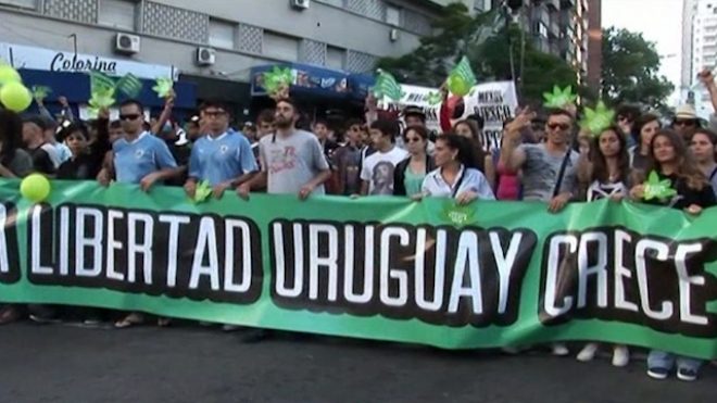 Uruguay Becomes First Country To Legalise Pot Trade
