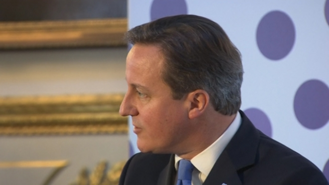 Cameron Pledges To Double Dementia Funding