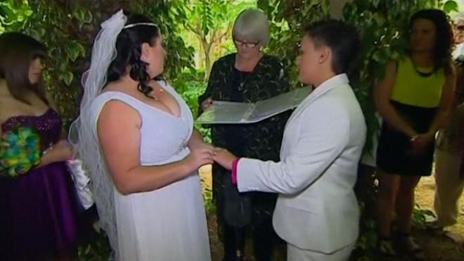 Australia Overturns Same-Sex Marriage Law