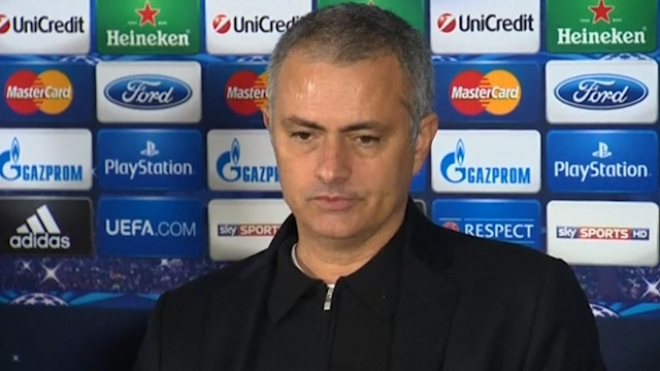 Mourinho Content With Comfortable Steaua Victory