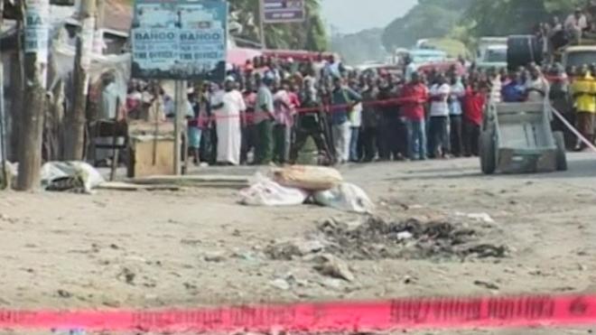 British Tourists In Mombasa Escape Grenade Attack