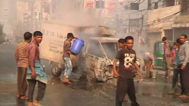 Four Killed In Bangladesh Clashes After Execution
