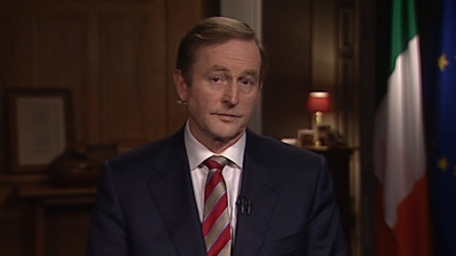 Irish PM Says Bailout Exit Restores National Pride