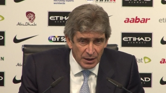 Pellegrini Speaks After Man City Beat Arsenal 6-3