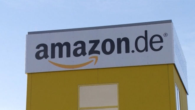 Amazon German Workers Go On Strike Over Pay