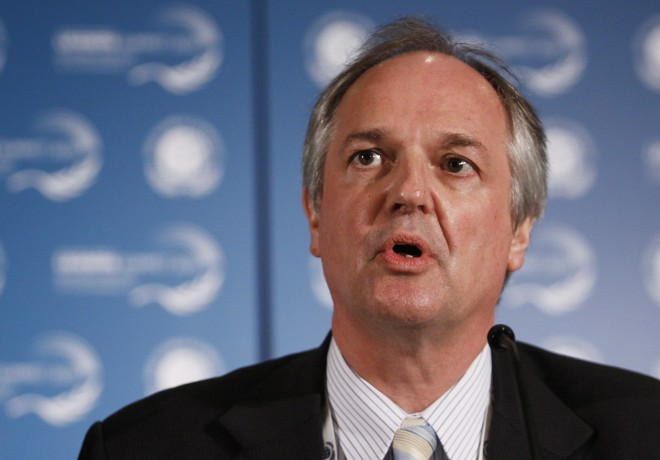 Unilever CEO Paul Polman