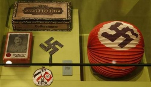 Exhibits at the Berlin Museum
