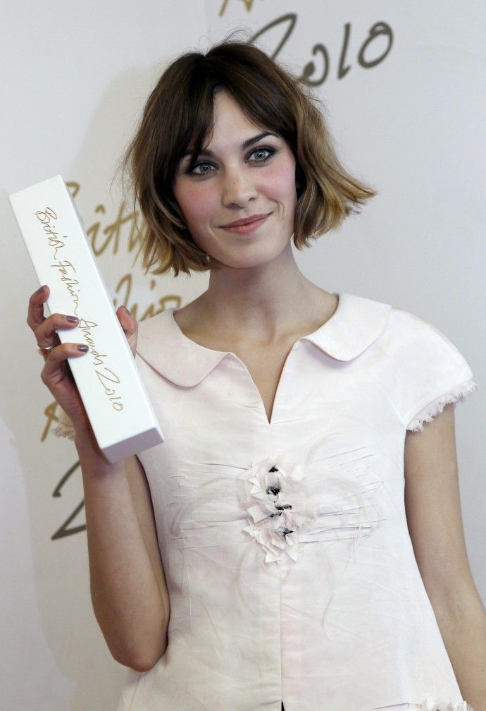 British Fashion Awards 2010 winners announced.
