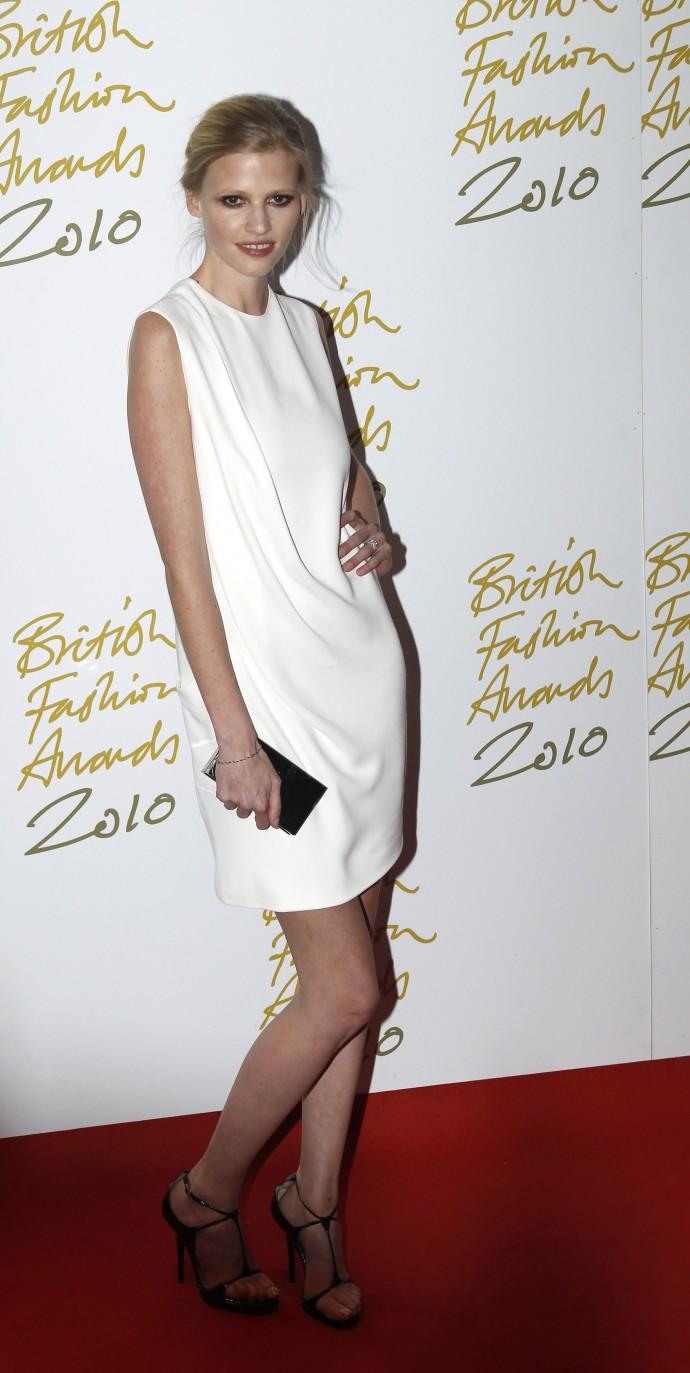 British Fashion Awards 2010 winners announced.