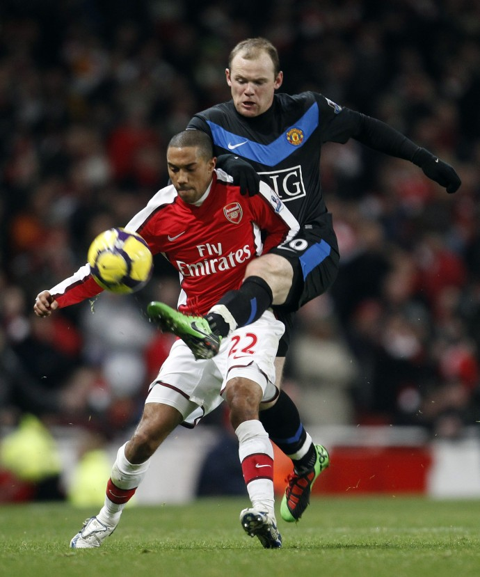 Arsenal's Gael Clichy set for Anfield move?