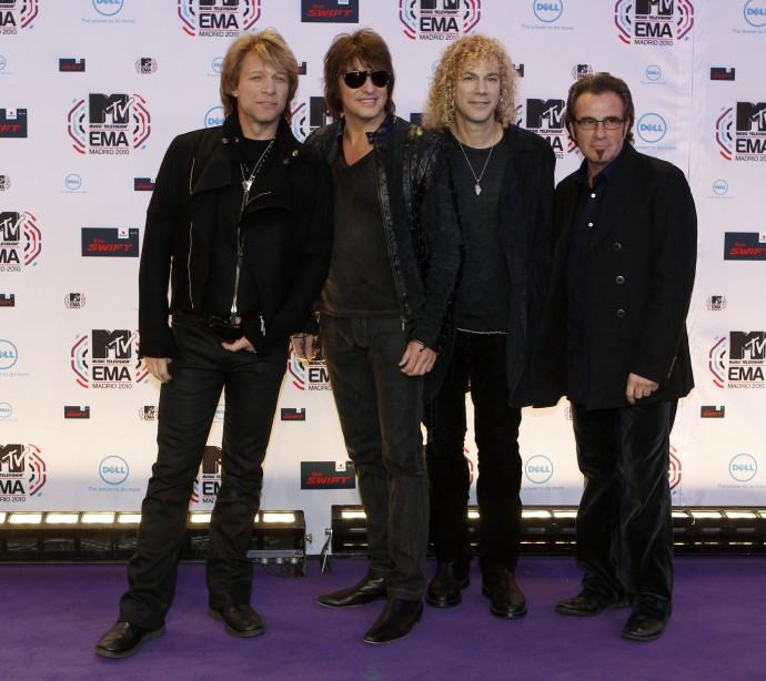 Members of Bon Jovi