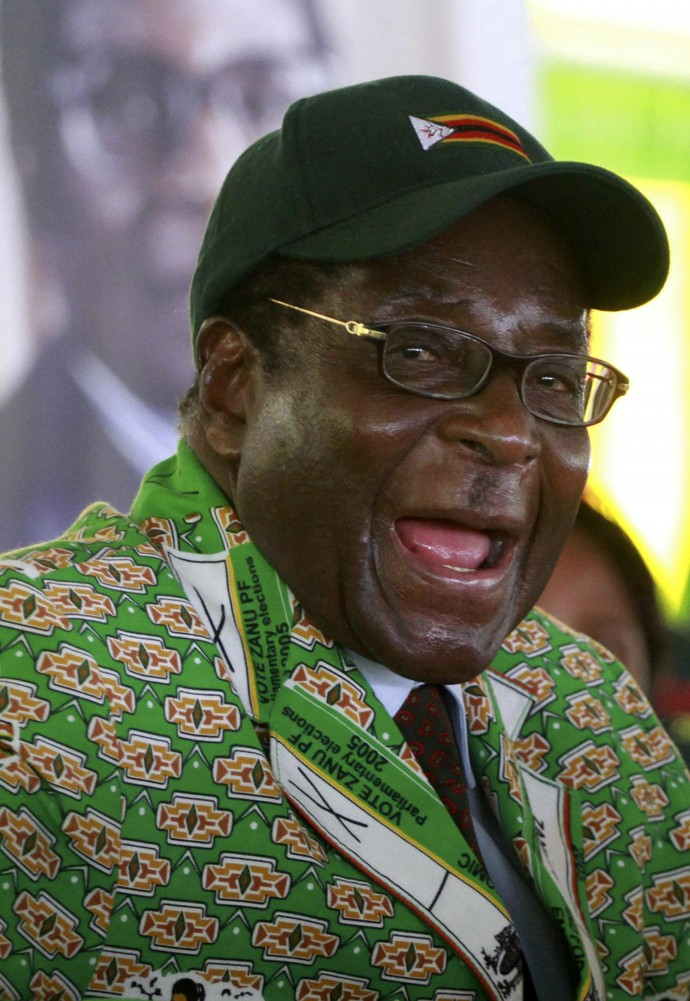 Mugabe to run in 2011 polls