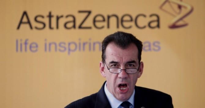 David Brennan, CEO of AstraZeneca Plc
