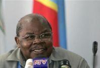 Tanzania\'s former president Benjamin Mkapa