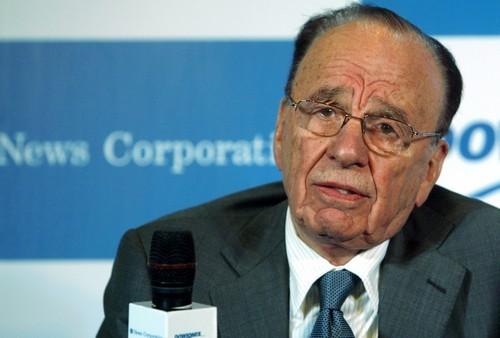 Rupert Murdoch, chairman and CEO of News Corp.