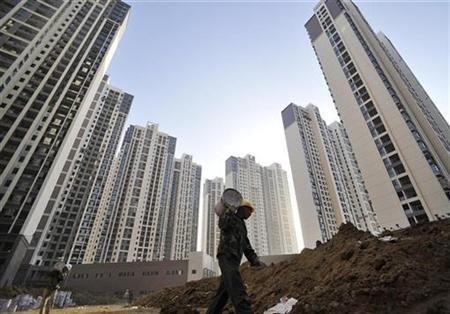 China property still too hot says Premier
