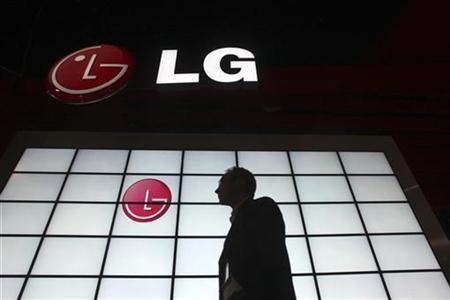 LG reports financial losses