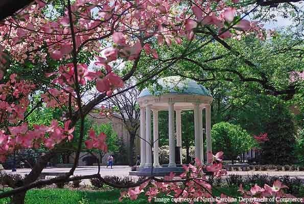 University of North Carolina, Chapel Hill.