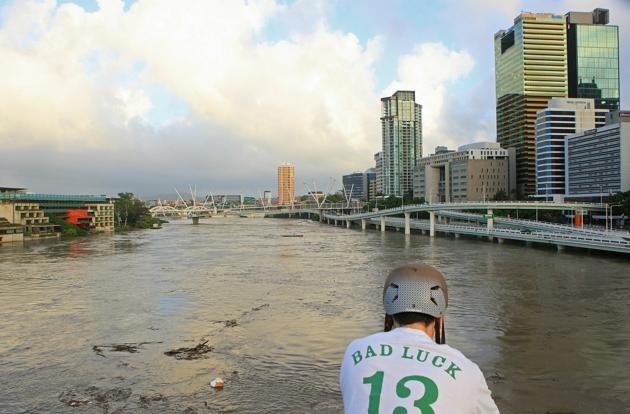 Queensland floods