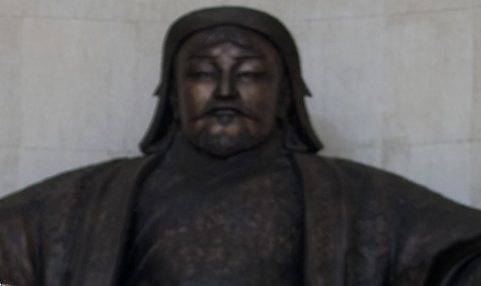 Genghis Khan (1162–1227)