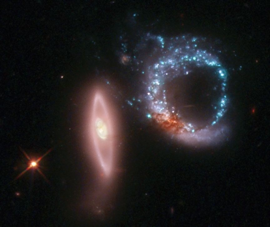 NASA's Hubble Space Telescope
