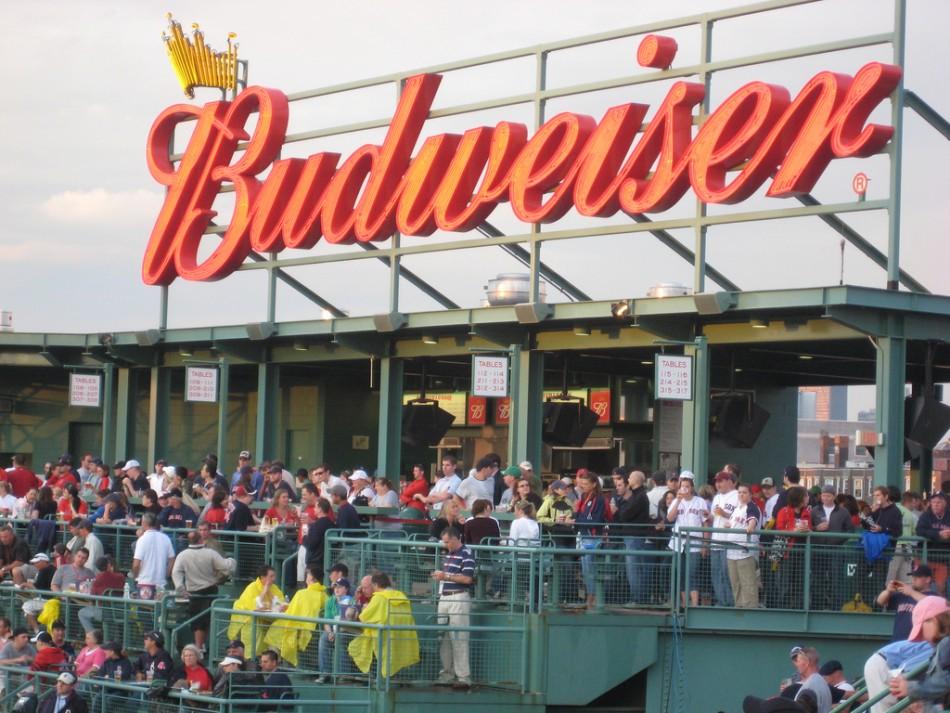 5) Budweiser - (United States)