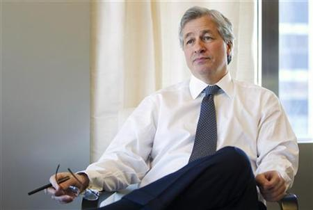 Jamie Dimon, CEO and chairman of JPMorgan Chase & Co.