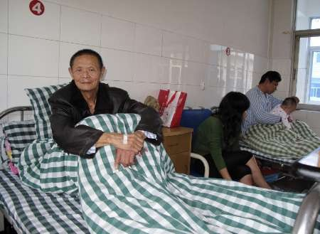 China to expand health coverage to urban population