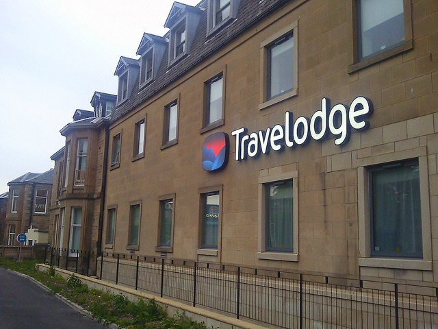 Travelodge Edinburgh Cameron