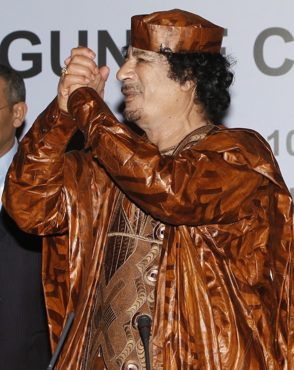 Muammar Gaddafis Everything