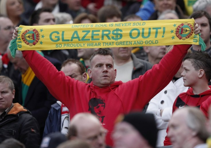 Glazers ownership of Manchester United has been highly unpopular.