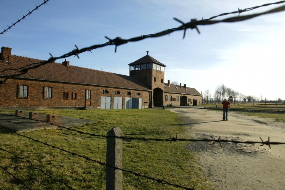 2. Auschwitz II death camp, Birkenau, Poland