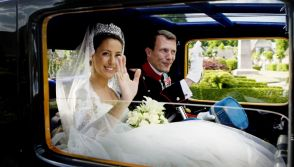Top 5 royal weddings and engagements.